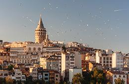 Byzantine Antiquity city view